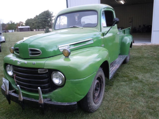 1949 Ford Other Pickups F3