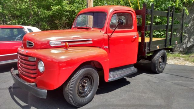 1949 Ford Other Pickups stake body