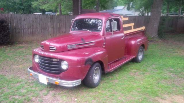 1949 Ford Other Pickups F-1