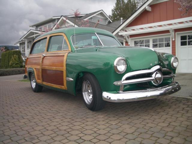 1949 Ford Woodie Frame Off Restoration Fatman
