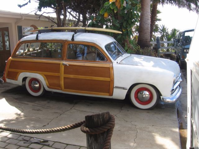 1949 Ford woody woody station wagon 1949 350 fast