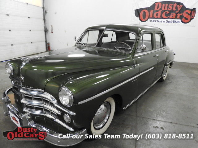 1949 Dodge Coronet Runs Drives Body Interior Excel Show Ready