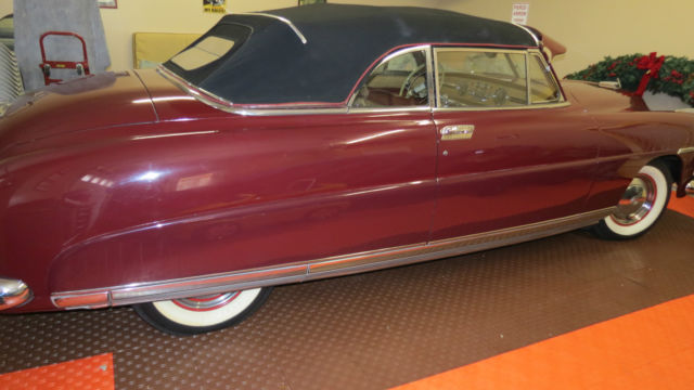 1949 Other Makes Hudson Commodore Eight