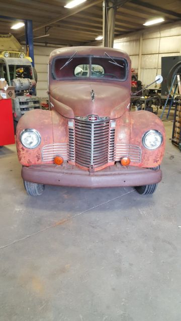 1949 International Harvester KB5