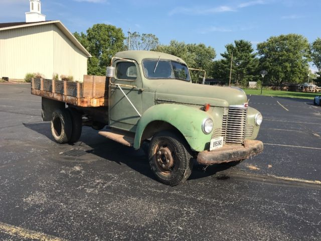 1949 International Harvester Other