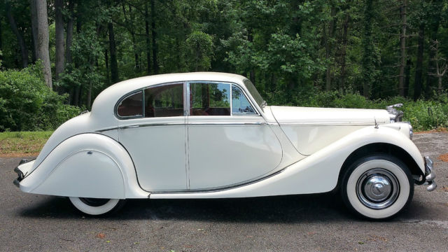 1949 Jaguar Mark V