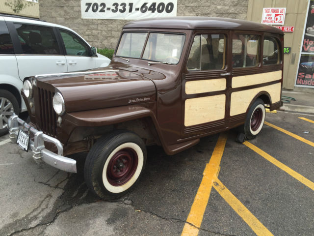 1949 Willys Wagon