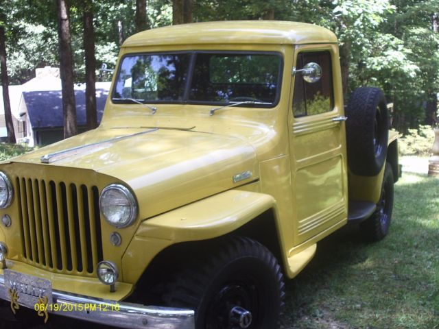 1949 Willys Pickup Truck