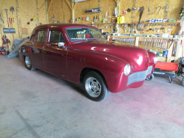 1949 Other Makes Kaiser rod  sedan