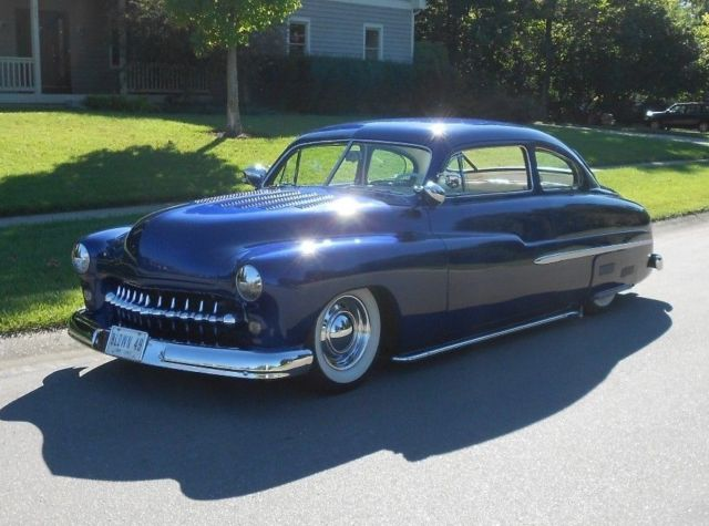 1949 Mercury Coupe