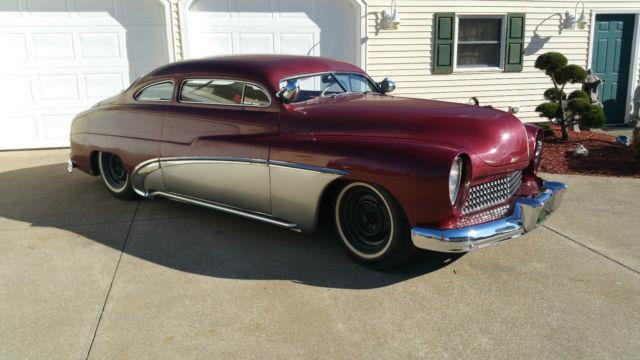 1949 mercury rare custom chopped top survivor barn find classic car no reserve for sale photos. Black Bedroom Furniture Sets. Home Design Ideas