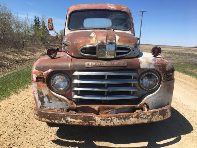 1949 Red Patina Ford Other Pickups truck