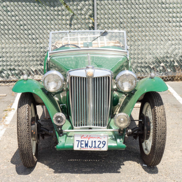 1949 MG T-Series TC