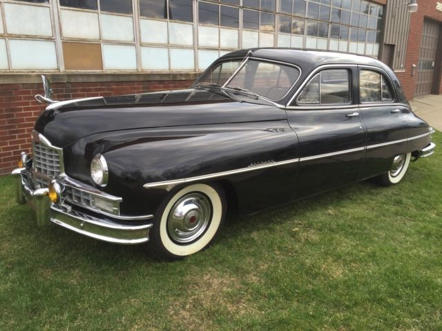 1949 Packard Super Eight Deluxe 23rd Series