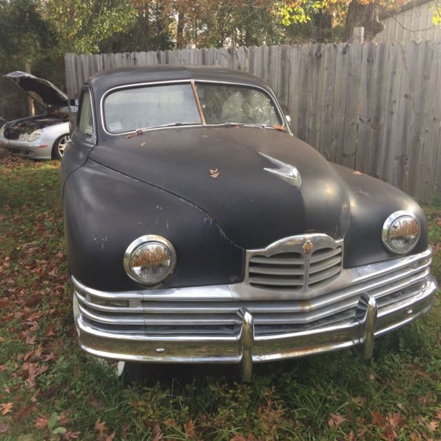 1949 Packard Aero Coupe Restorable, Hotrod, Classic, South