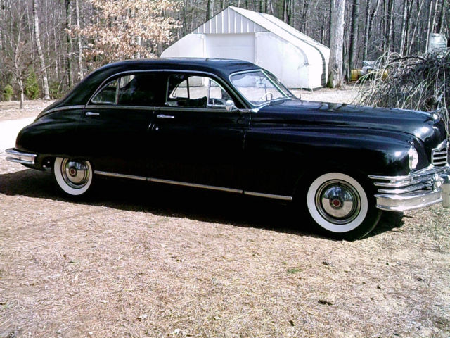1949 Packard Super 8 Touring Sedan