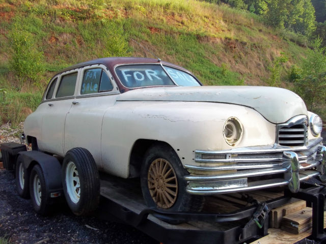 1949 Packard Super 8 long wheelbase