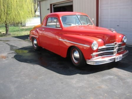 1949 plymouth business coupe for sale photos technical. Black Bedroom Furniture Sets. Home Design Ideas