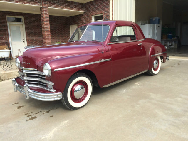 1949 Plymouth Other business coupe