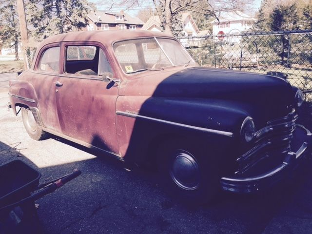 1949 Plymouth Other 2 dr