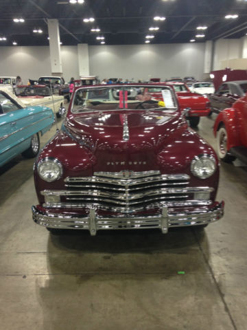 1949 Plymouth Other