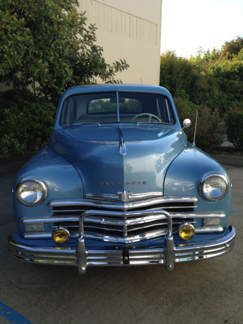 1949 plymouth special deluxe 4 door sedan for sale photos. Black Bedroom Furniture Sets. Home Design Ideas
