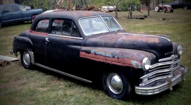 1949 Plymouth Special Deluxe Base 2dr Coupe