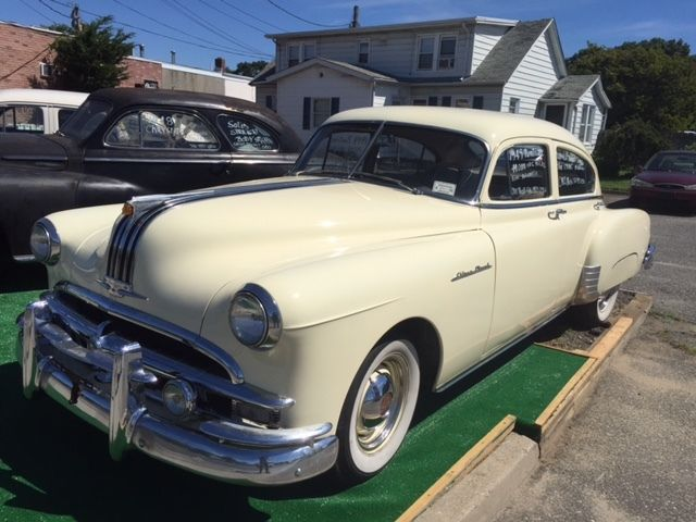 1949 pontiac silver streak fastback 4door for sale photos