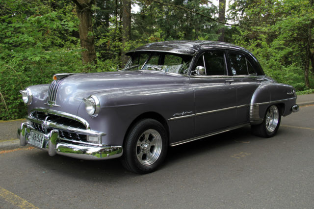 19490000 Pontiac Other Silver Streak PRO STREET ROD. $50K Build. VIDEO.