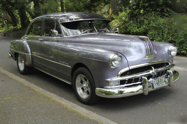 1949 Pontiac Silver Streak Pro Street Rod 50 000 Build