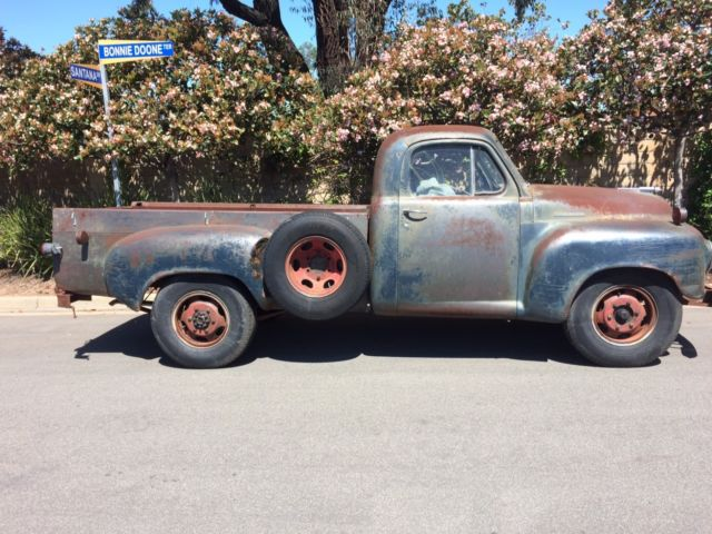 1949 Studebaker 2R10 3/4 Ton Long Bed