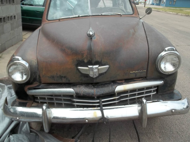 1949 Studebaker Champion 2 door