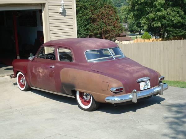 1949 studebaker champion 2 dr street rod for sale photos. Black Bedroom Furniture Sets. Home Design Ideas