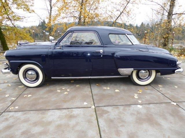 1949 Studebaker Starlight Deluxe Coupe Low Reserve