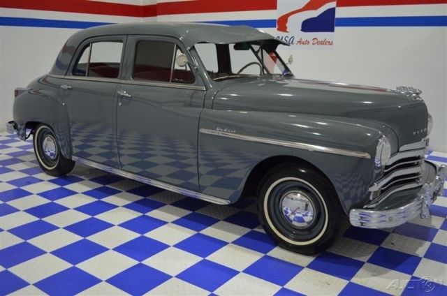 1949 Used Manual Rwd For Sale Photos Technical