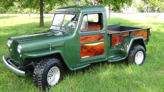 1949 Willys 4-63 Pickup