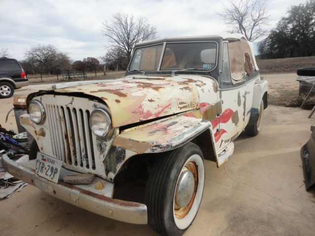 1949 Willys JEESTER