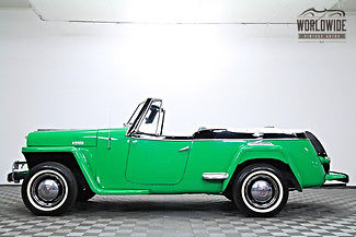 1949 Willys Jeepster Jeepster