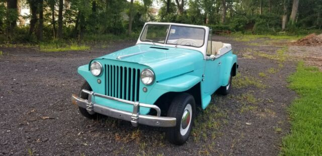 1949 Willys 4-63