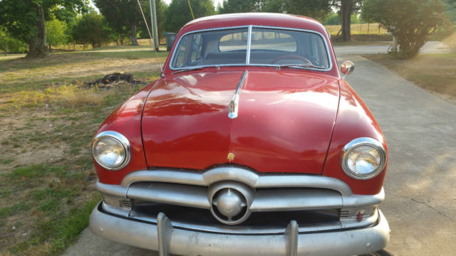 1950 4 door ford deluxe car for sale photos technical for 1950 ford 4 door