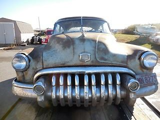 1950 Buick Sedanette 2Dr 46 S special