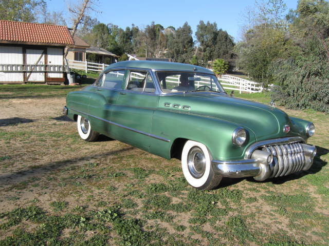 1950 Buick Super Series 50