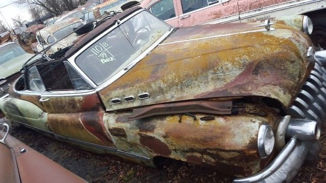 1950 Buick Other Project