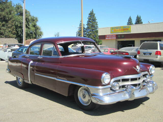 1950 Cadillac Sedan. Matching #s, great for parts or restoration. 61 series