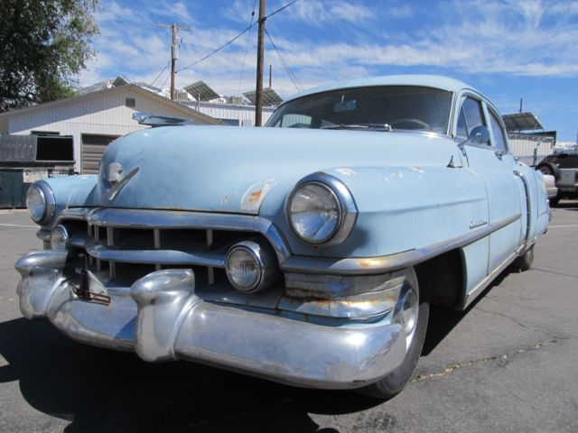 1950 Cadillac Other Series 61 small body (rare)