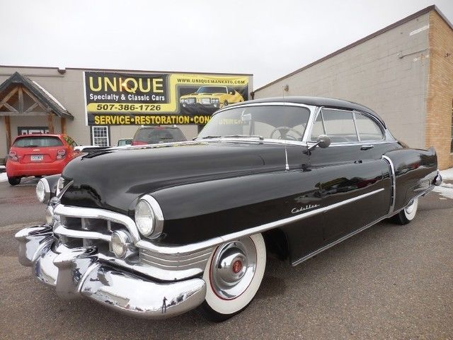 1950 Cadillac DeVille Coupe