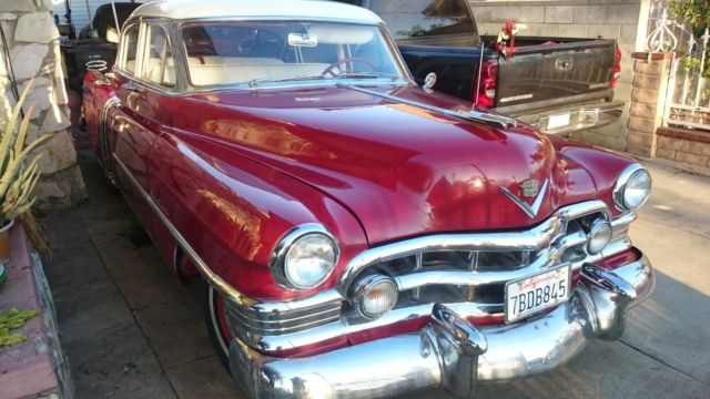 1950 Cadillac Other 4 dr