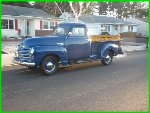 Fascinating 1950 Chevrolet 3100 Wiring Diagram Images - Best Image ...