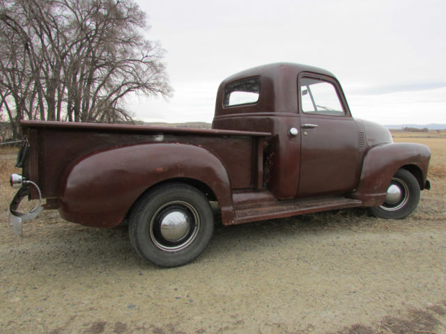 1950 Chevrolet Other Pickups 3 Window Cab