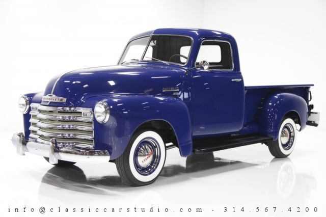 19500000 Chevrolet Other Pickups 3100